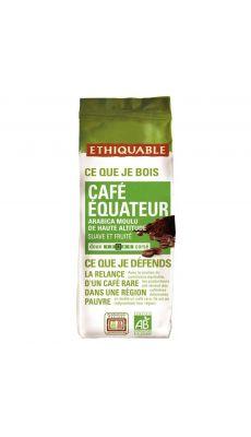 Café moulu équateur bio - Paquet 250g