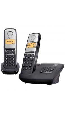 Téléphone SIEMENS GIGASET AL130A DUO