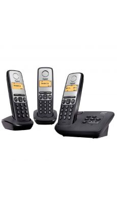 Téléphone SIEMENS GIGASET A130 Duo