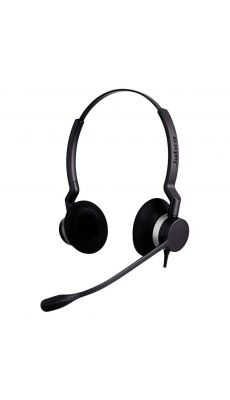 JABRA - 2309-820-104 - Casque BIZ 2300 Duo
