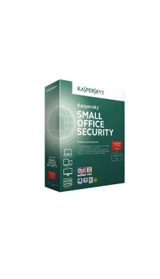 Logiciel KASPERSKY 2016 Small office Security