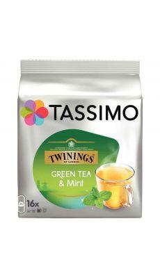 Boite de 16 T-dics tassimo twinings