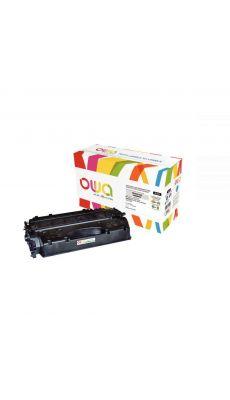 Toner compatible HP CE505X haute capacité noir
