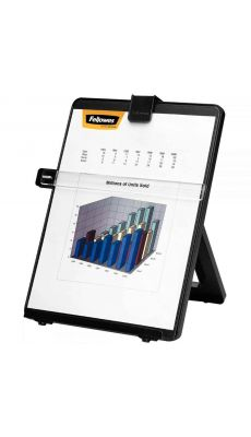 Fellowes - 21106 - Porte-copies chevalet noir