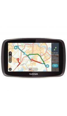 GPS Tomtom GO 61 Version Monde Tap & Go