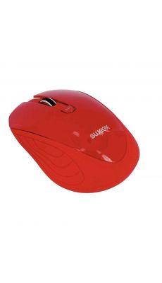Souris sans fil Curacao SWEEX coloris Rouge