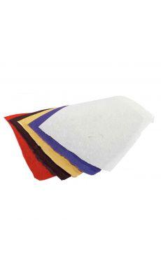 Feuilles de papier murier 38,5 x 51 cm, 100g/m² - Paquet de 10