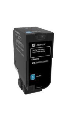 LEXMARK - 84C2HC0 - Toner Lexmark 84C2HC0 cyan