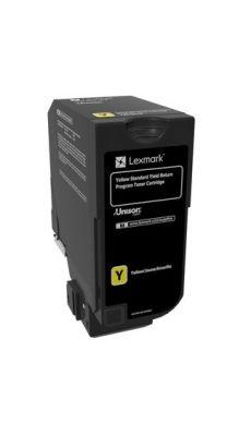 LEXMARK - 74C2SY0 - Toner Lexmark 74C2SY0 jaune