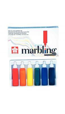 OZ INTERNATIONAL - 1003 - Kit de coloration sur tissus marbling (technique simplifiee )