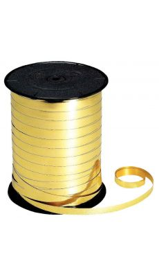 MAILDOR - BOL 220 0075 - Bobine 250m x 7mm bolduc metal or