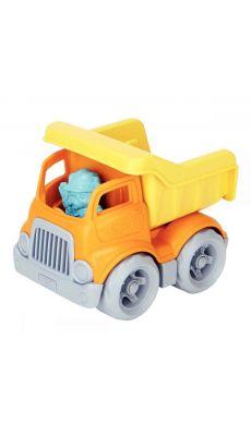 Camion benne écologique + 1 figurine