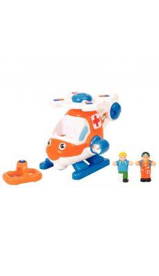 Hélicoptère de secours WOW