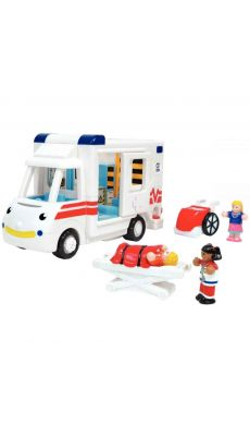 Ambulance WOW