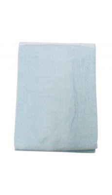 Drap sac 55x130cm bleu pour couchette
