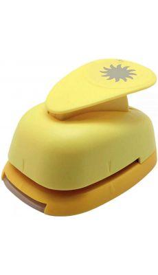 SAFETOOL - Perforateur déco 38mm soleil jaune