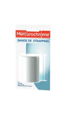 MERCUROCHROME - 504952 - Bande de strapping 2,5 M x 6cm