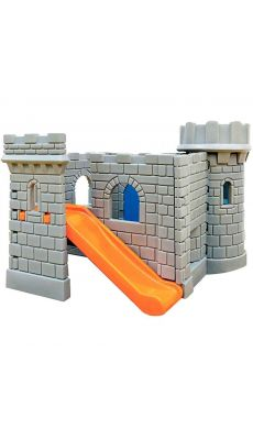 Aire de jeu château-fort