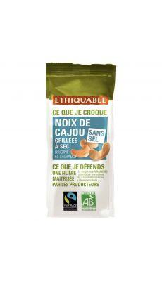 Noix de Cajou Bio - Sachet de 125g