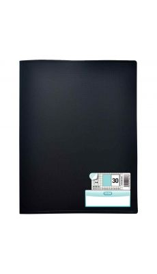 Elba - 100206152 - Protège-document fixe - Noir - 60 Vues