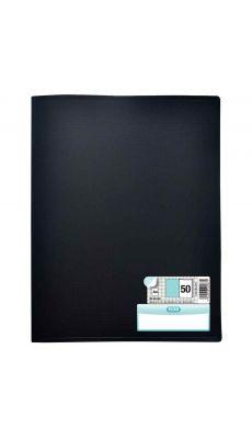 Elba - 100205855 - Protège-document fixe - Noir - 100 Vues