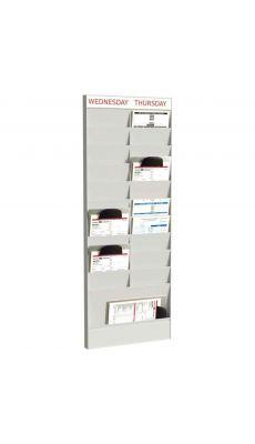 PAPERFLOW - PS20A4.02 - Planning 20 cases A4 élément suivant