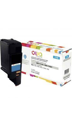 ARMOR - K15795OW - Toner compatible Dell 79K5P / C5GC3 - Cyan