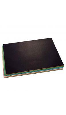 Canson - 33663 - Papier dessin Vivaldi 50x65cm 120g - Assorti - Paquet de 50
