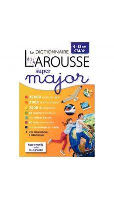 Dictionnaire super major cm1 a 6eme