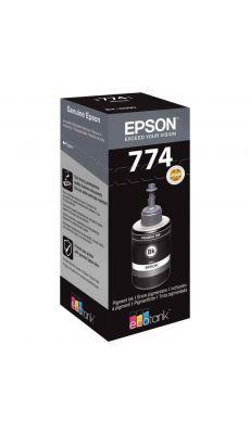 Epson - C13T774140 - Flacon encre noir haute capacité pour Ecotank