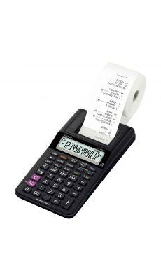 Casio - HR-8RCE BK - Machine à calculer imprimante de bureau 12 chiffres