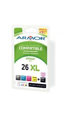 ARMOR - B10368R1 - Cartouche compatible Epson 26XL
