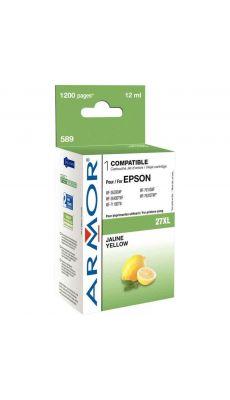ARMOR - K12663 - Cartouche compatible Epson T2714 Jaune