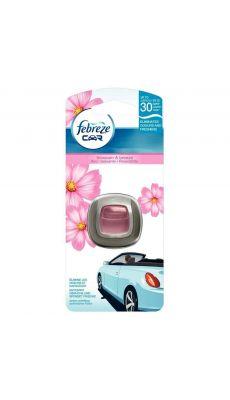 Febreze - 245199 - Diffuseur de parfum pour voiture - Fleur naissante