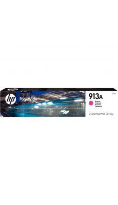 HP - F6T78AE - Cartouche magenta 913A