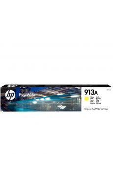 HP - F6T79AE - Cartouche jaune 913A