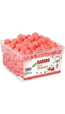Haribo Boîte maxi fraises Tagada - Boite de 210