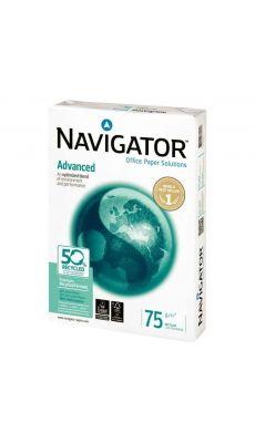 NAVIGATOR - 882256 - Ramette papier Navigator Advanced A4 75g blanc 500 feuilles