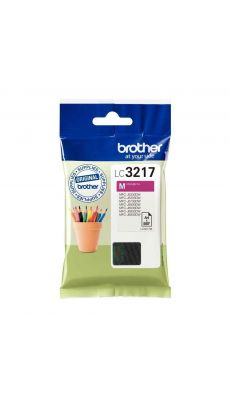Brother - LC3217M - Cartouche Magenta