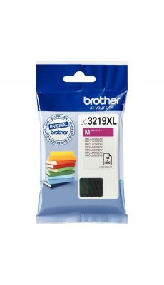 Brother - LC3219XLM - Cartouche Magenta
