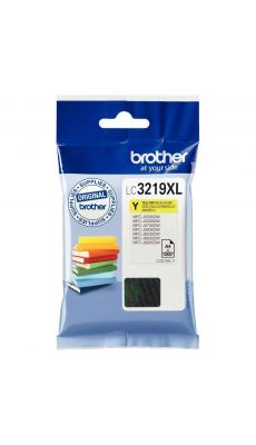 Brother - LC3219XLY - Cartouche Jaune