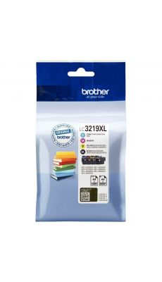 Brother - LC3219XL - Cartouche Couleur