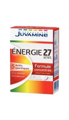 Energie continue 27 actifs