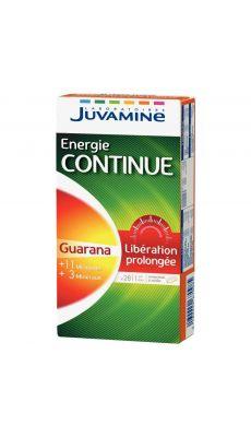 Energie continue Guarana