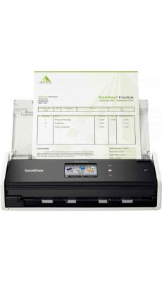 Brother - ADS-1600W - Scanner