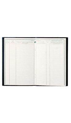 Exacompta - 13502E - Piqure position de compte 160x195mm - 40 pages