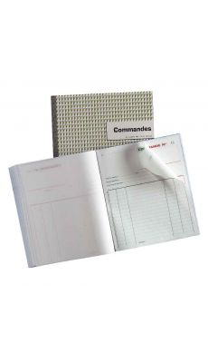 Exacompta - 13108E - Manifold NCR autocopiant A4 - Commandes - 50/2