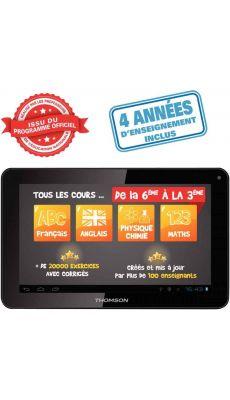 THOMSON - Tablette Thomson TEO-QD10BK8E en 10'' version College