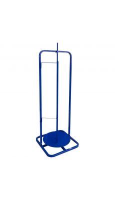 Dérouleur vertical pour rouleau de papier kraft