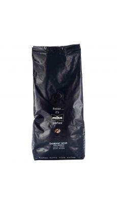MIKO - 501412 - Café grain Diamant noir - Paquet de 1 kg